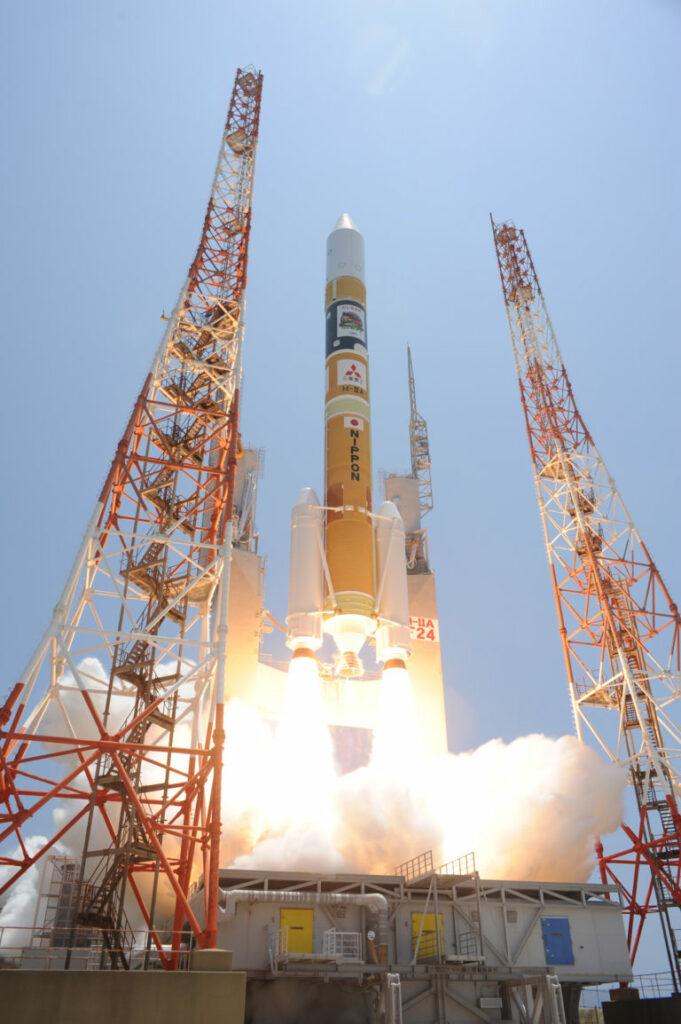 その性能は宇宙ロケット開発技術ゆずり。