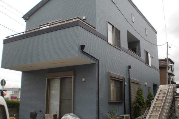 外壁の塗装工事