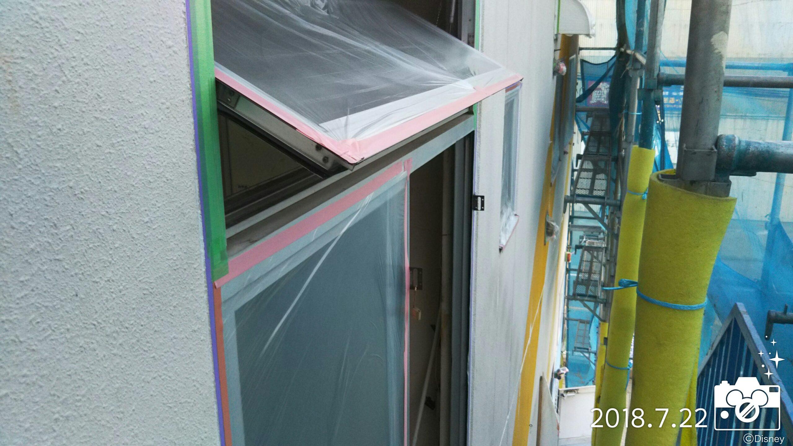 埼玉県さいたま市 外壁塗装及び鉄部塗装 埼玉県さいたま市見沼区の某工場にて塗り替えリフォーム中