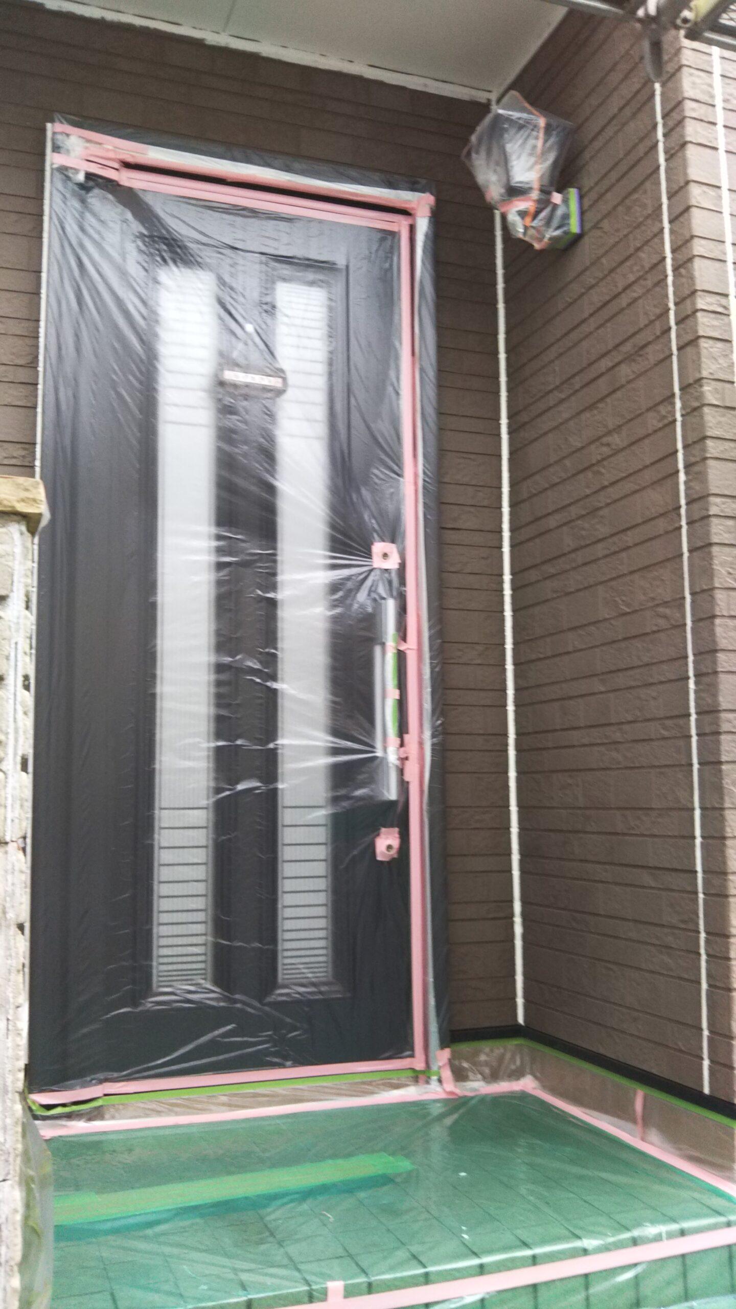 埼玉県さいたま市 外壁塗り替え塗装|さいたま市中央区のT様邸にて塗り替えリフォーム中