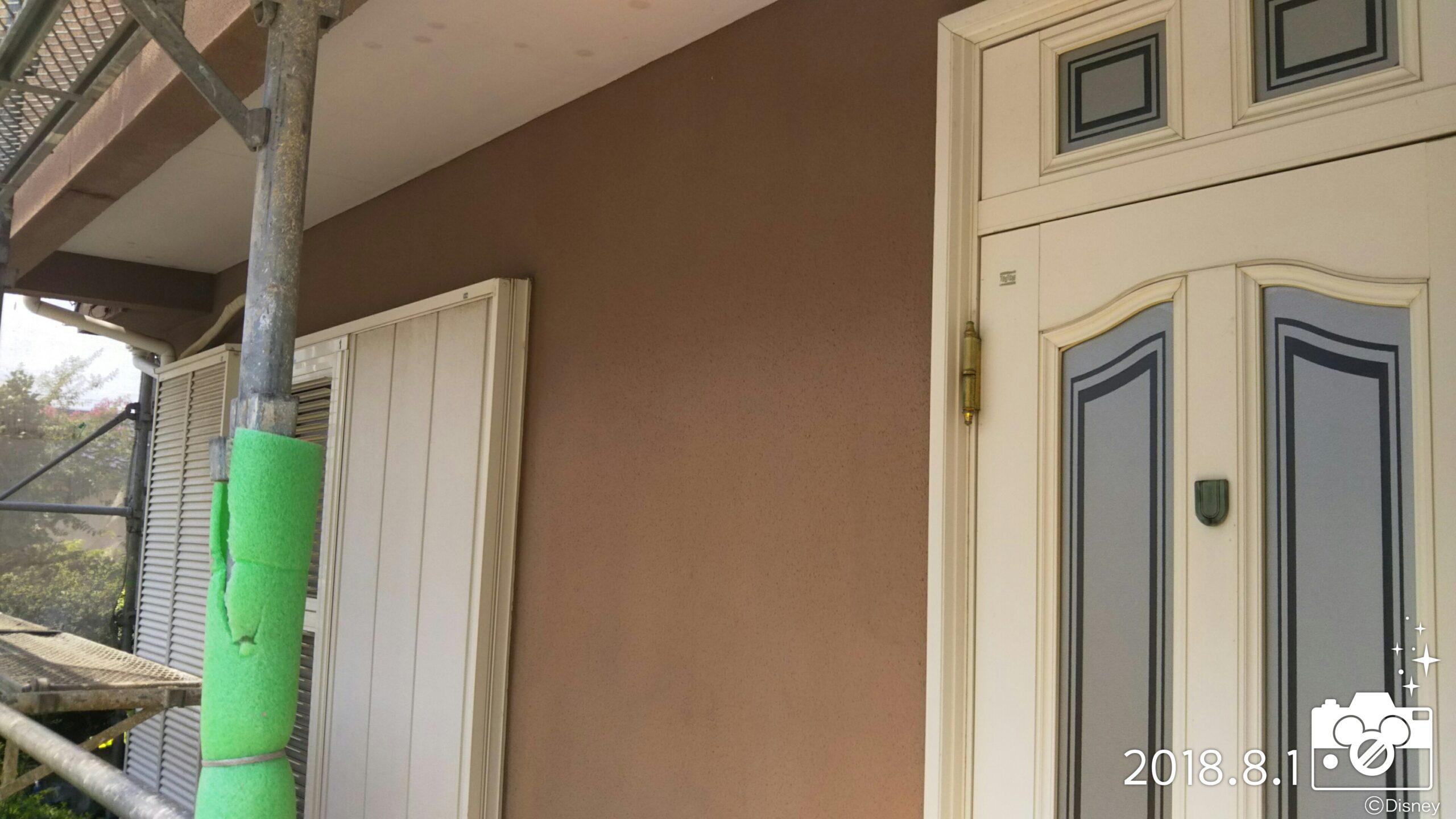 埼玉県さいたま市 外壁の塗り替え塗装 埼玉県さいたま市岩槻区のA様邸にて塗り替えリフォーム中