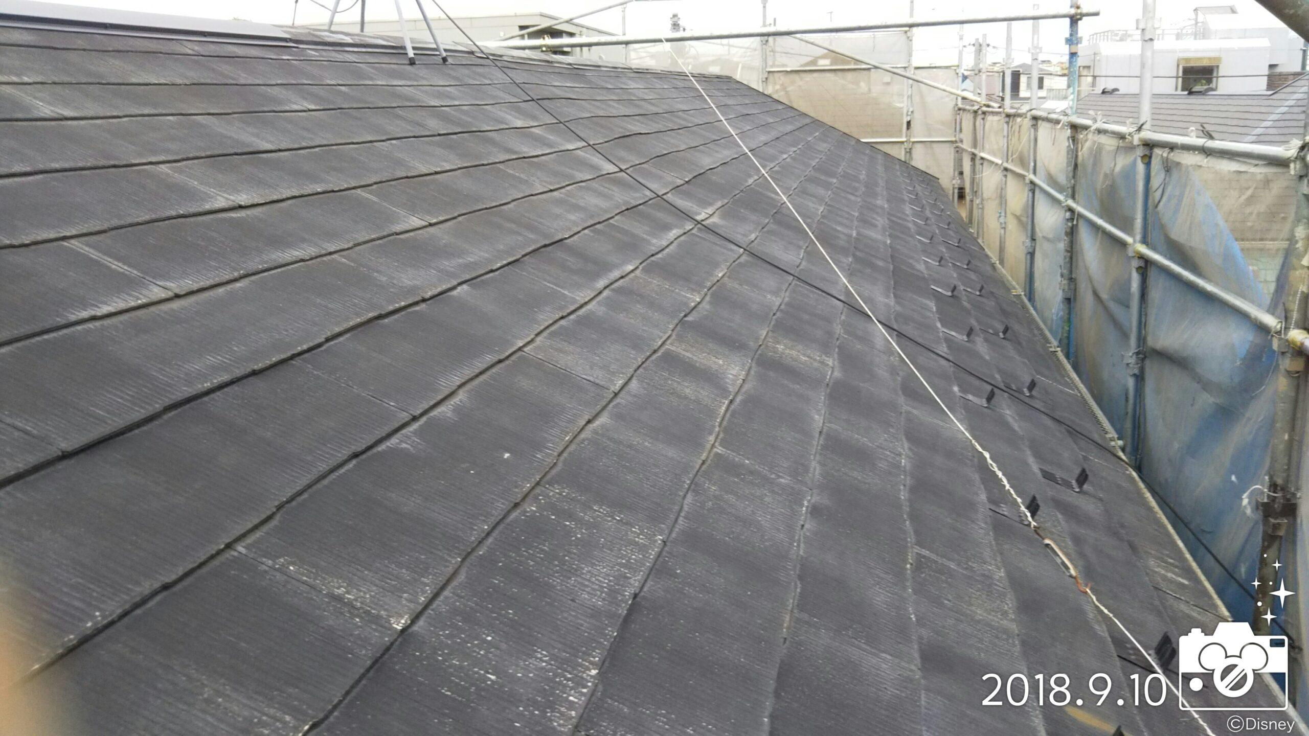 埼玉県さいたま市 外壁・屋根の洗浄とコーキングの撤去|さいたま市中央区のアパートの塗り替えリフォーム