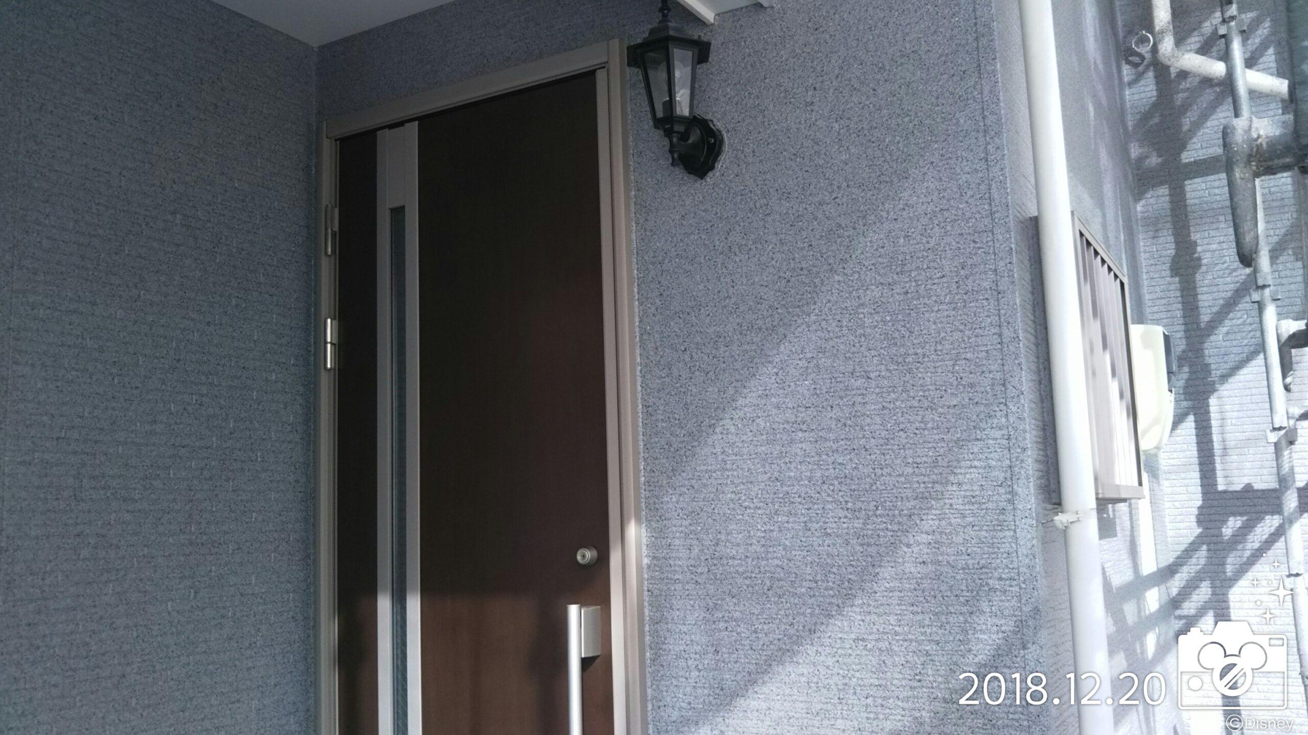 埼玉県さいたま市 鉄部の塗装とサッシ周りの掃除|さいたま市中央区のS様邸(木造3階建て)にて塗り替えリフォーム中