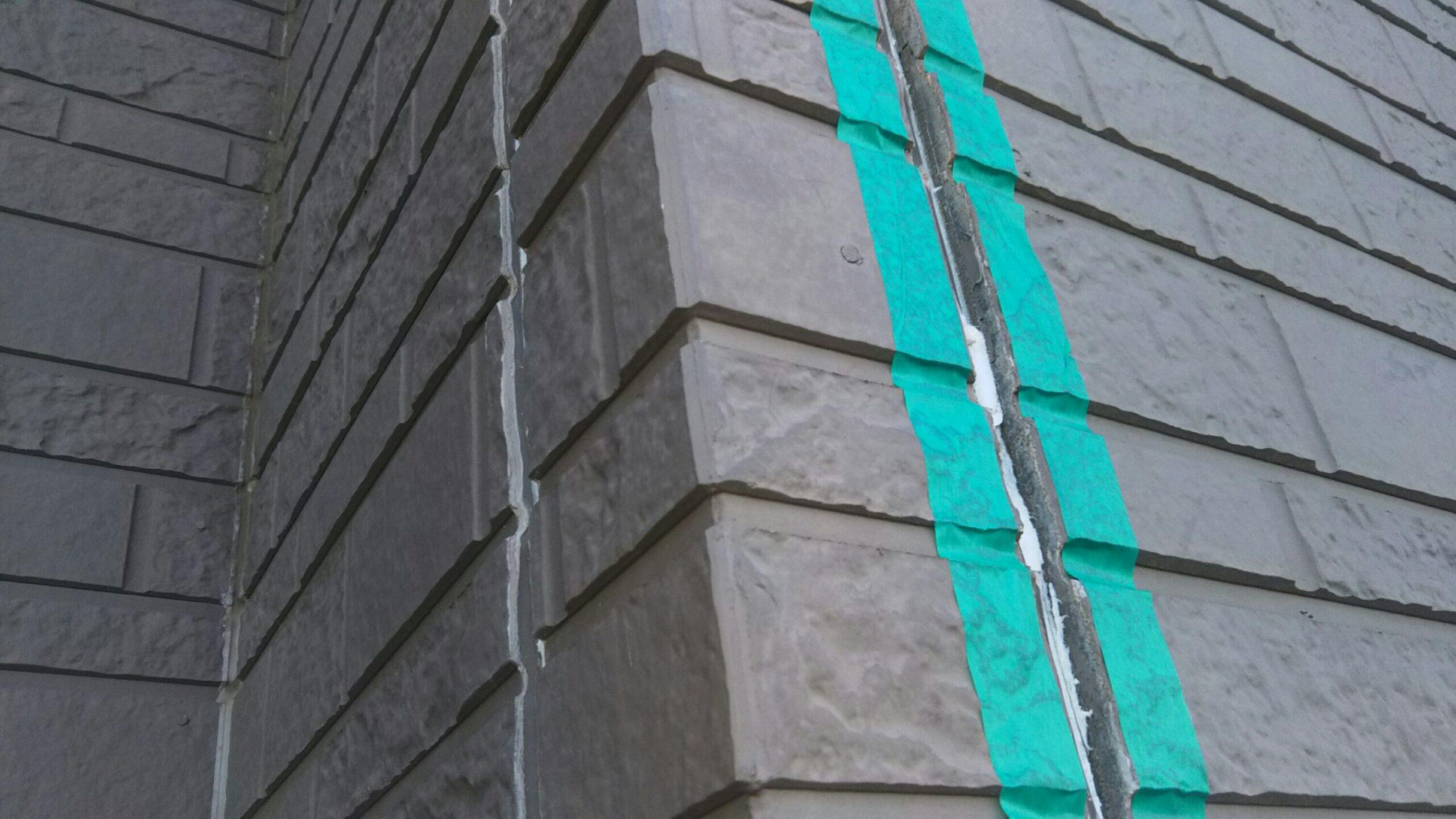 埼玉県さいたま市中央区のK様邸(木造3階建て)にて屋上防水・コーキングの打ち替え
