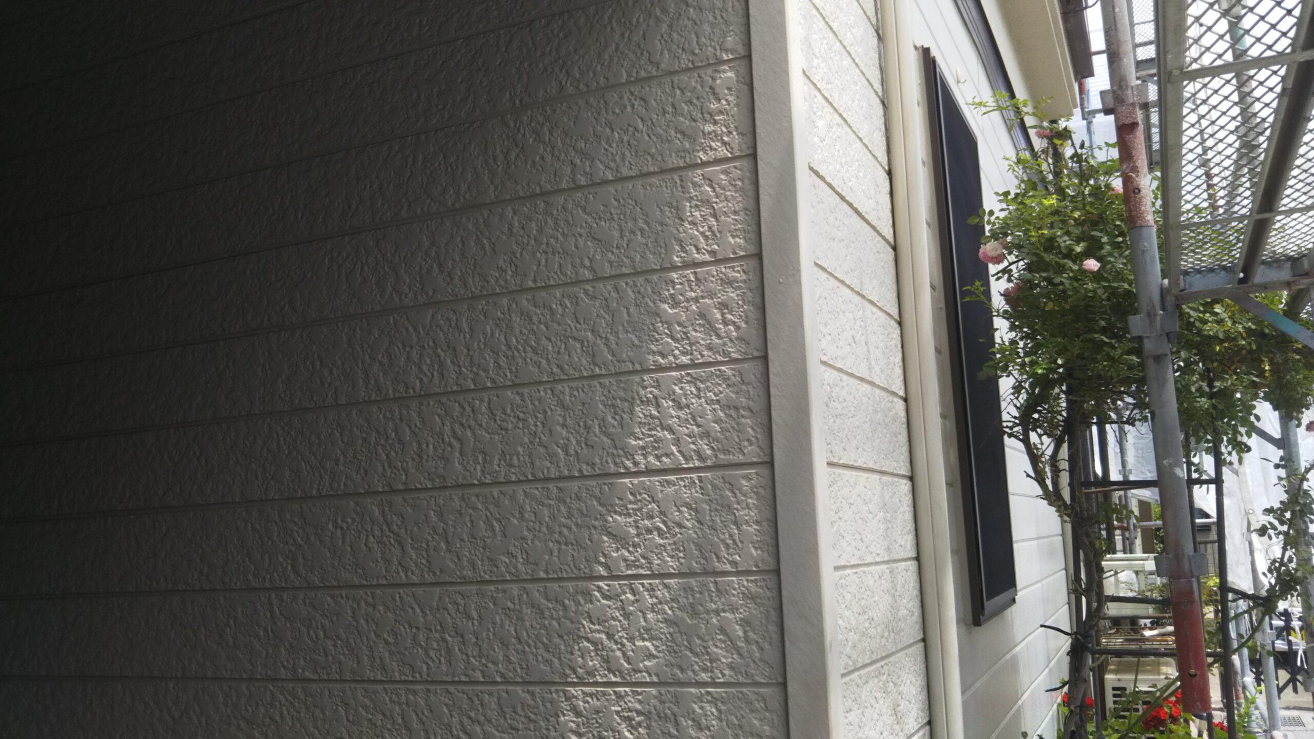 埼玉県さいたま市北区のC様邸(木造2階建て)にて外壁・屋根の塗り替えリフォーム