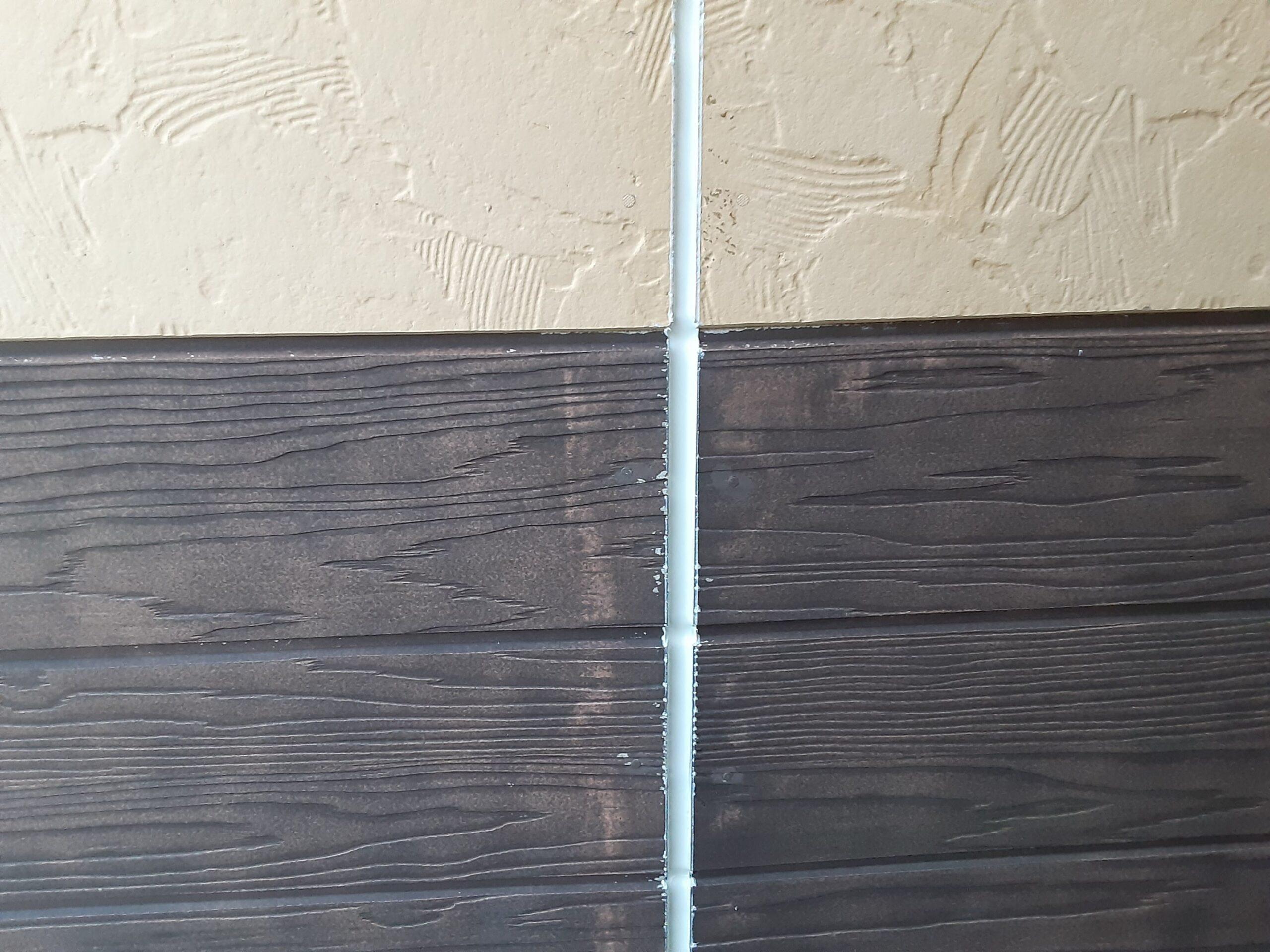 埼玉県さいたま市桜区のA様邸(木造3階建て)にて外壁のコーキングの打ち替え
