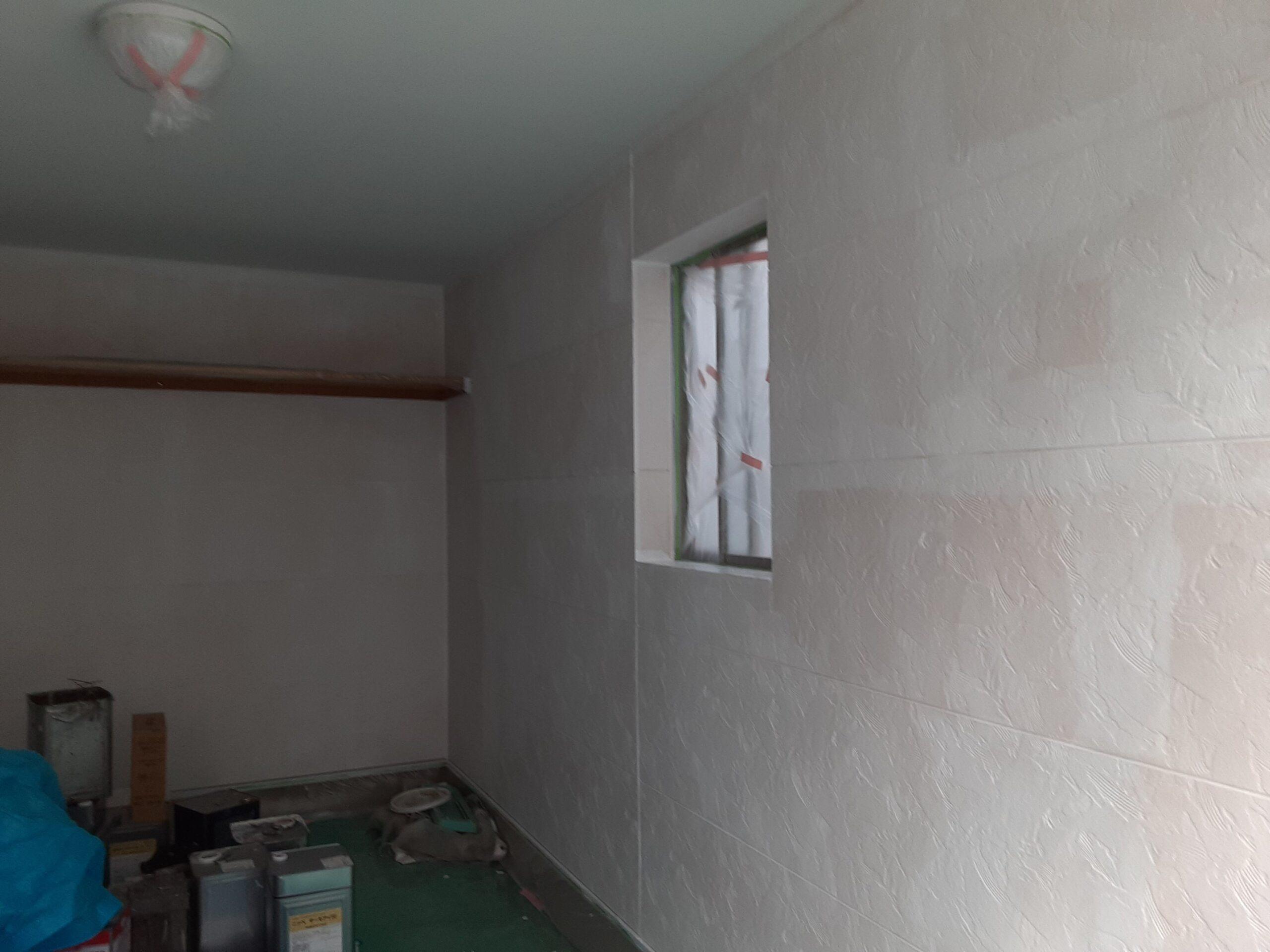 埼玉県さいたま市桜区のA様邸(木造3階建て)にて外壁・屋根の塗装工事