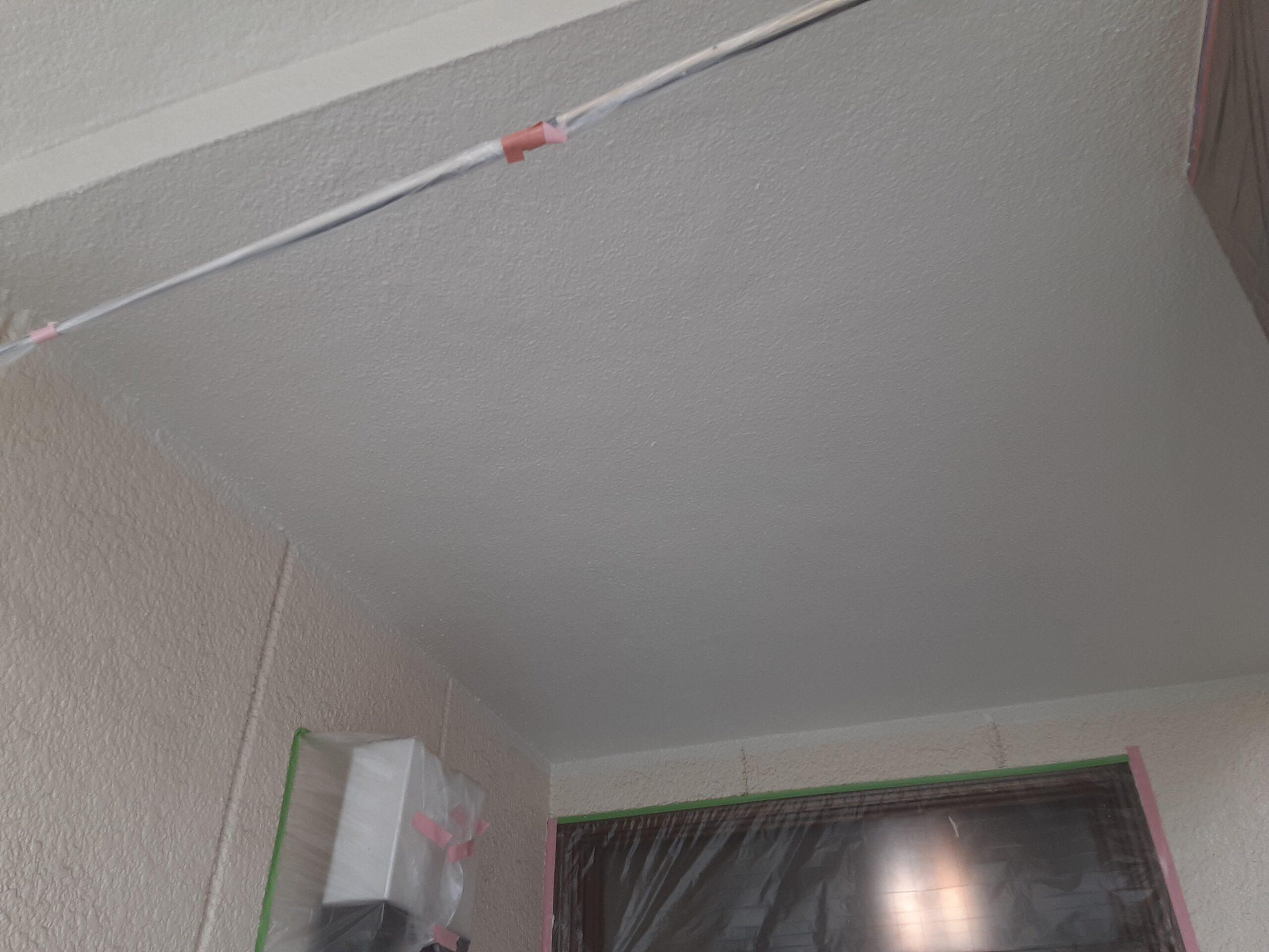 埼玉県さいたま市 外壁塗り替えリホーム/さいたま市中央区の(鉄骨2階建て)I様邸にて塗り替えリホーム中