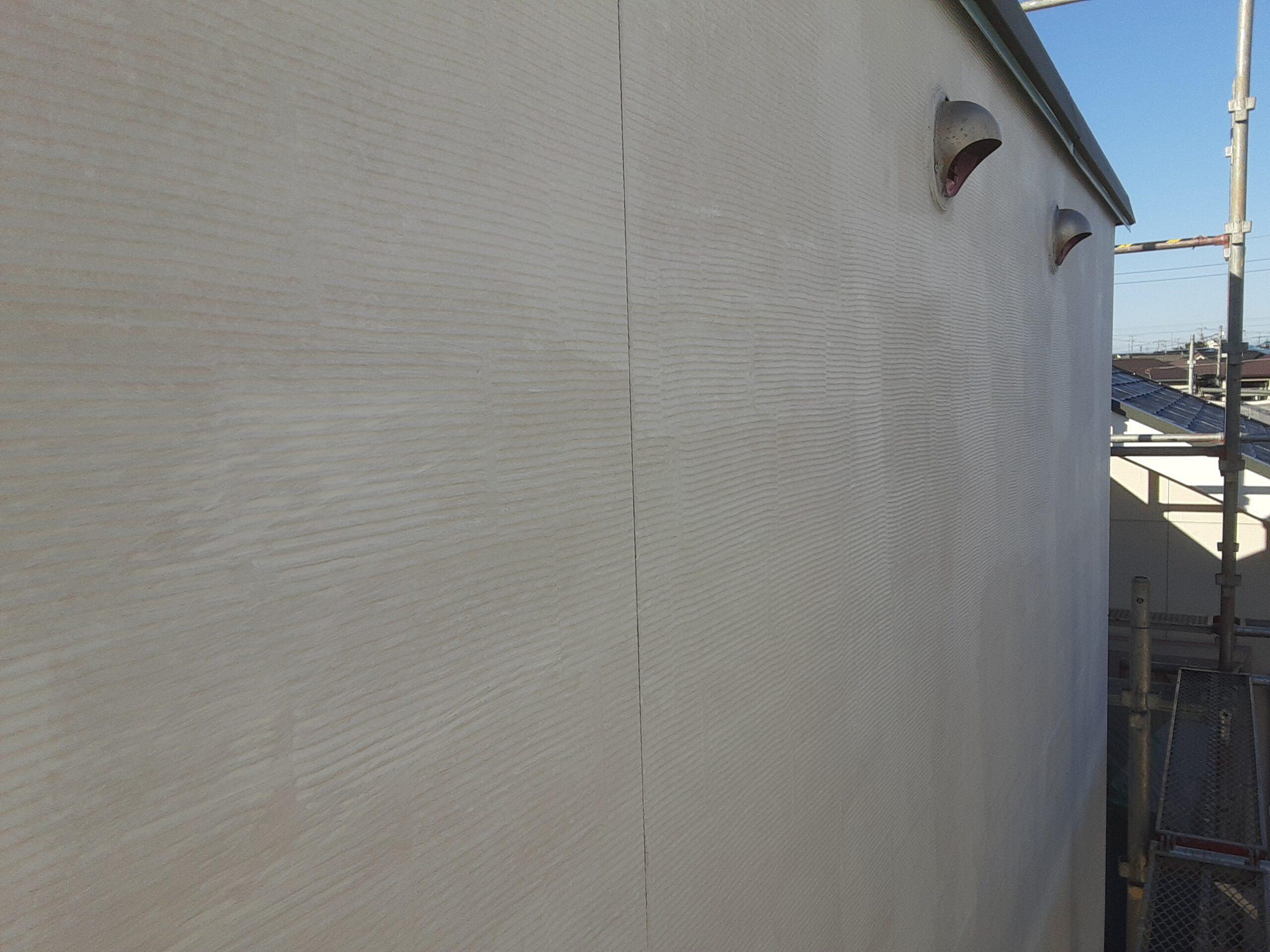 鉄部、木部の塗装/さいたま市南区の(木造2階建て)Y様邸にて塗り替えリホーム中