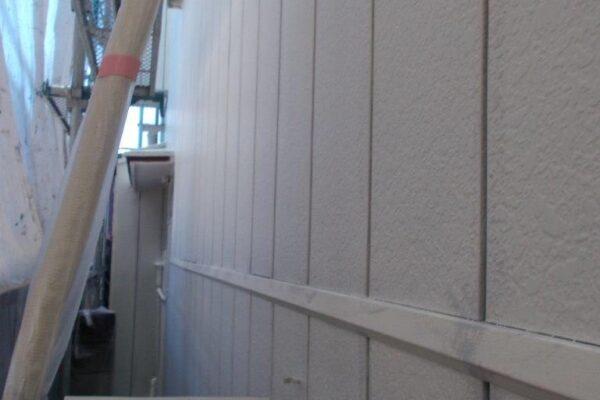 トタン外壁のサビ止め塗装