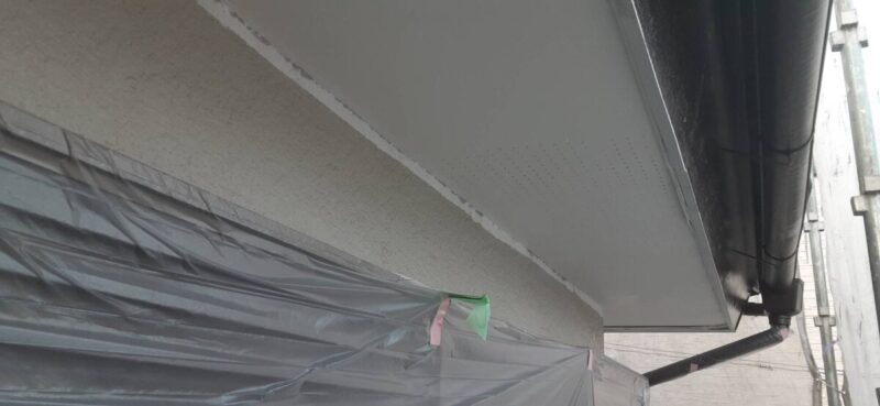 軒天井の画像