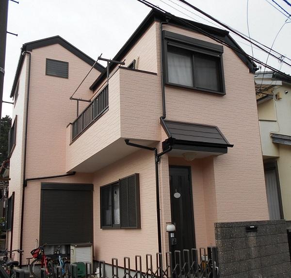 埼玉県さいたま市緑区 S様邸 屋根塗装・外壁塗装・付帯部塗装・防水工事 日本ペイント パーフェクトトップ (1)
