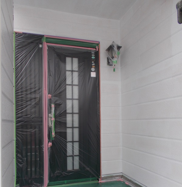 埼玉県越谷市 屋根塗装 外壁塗装 外壁下塗り シーラーの役割 (4)