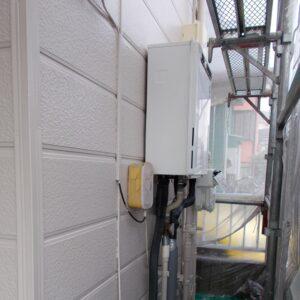 埼玉県越谷市 屋根塗装 外壁塗装 上塗り 日本ペイント ラジカル制御型塗料 パーフェクトトップ (3)