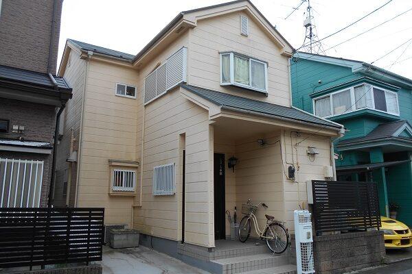 埼玉県越谷市 屋根塗装 外壁塗装 (1)
