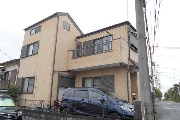 埼玉県さいたま市緑区 S様邸 屋根塗装・外壁塗装・付帯部塗装 (1)