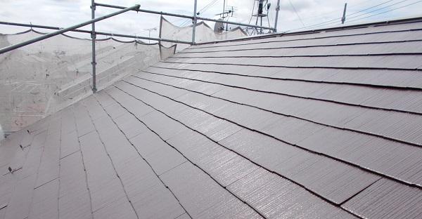 埼玉県越谷市 屋根塗装 外壁塗装 (4)
