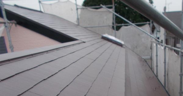 埼玉県さいたま市緑区 S様邸 屋根塗装・外壁塗装・付帯部塗装・防水工事 (4)