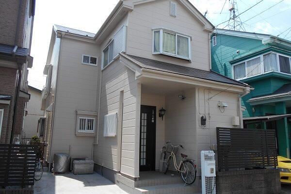 埼玉県越谷市 屋根塗装 外壁塗装 完工 保証制度について (3)