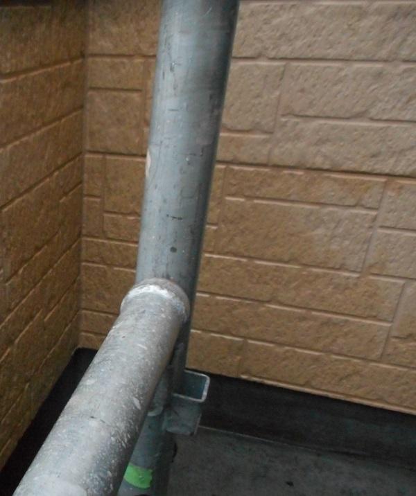 埼玉県さいたま市緑区 S様邸 屋根塗装・外壁塗装・付帯部塗装・防水工事 下地処理 高圧洗浄 (2)