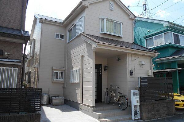 埼玉県越谷市 屋根塗装 外壁塗装 (3)