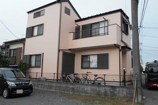 埼玉県さいたま市緑区 S様邸 屋根塗装・外壁塗装・付帯部塗装 (2)