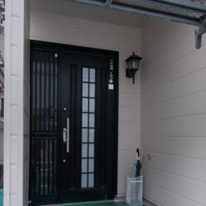 埼玉県越谷市 屋根塗装 外壁塗装 上塗り 日本ペイント ラジカル制御型塗料 パーフェクトトップ (2)