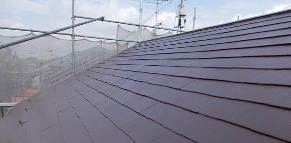 埼玉県越谷市 屋根塗装 外壁塗装 (6)