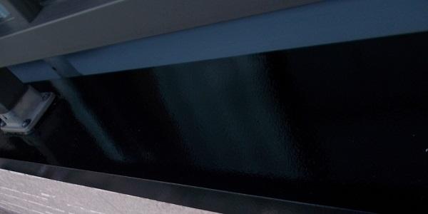 埼玉県さいたま市緑区 S様邸 屋根塗装・外壁塗装・付帯部塗装・防水工事 シャッターボックス・ベランダ手すり塗装 (2)