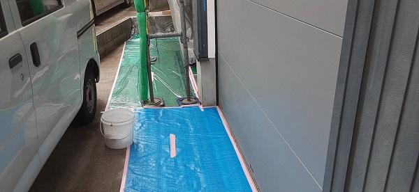 埼玉県さいたま市桜区 T様邸 外壁塗装 リフォームサミット専用塗料 RSシルバーマイルドSi (2)