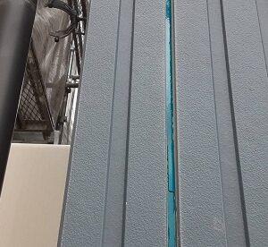 埼玉県さいたま市桜区 T様邸 外壁塗装 養生 シーリング工事 既存シーリング撤去 (2)