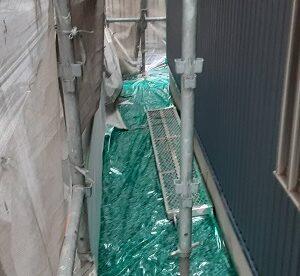 埼玉県さいたま市桜区 T様邸 外壁塗装 リフォームサミット専用塗料 RSシルバーマイルドSi (3)