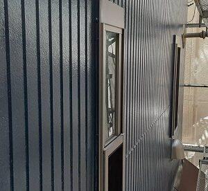 埼玉県さいたま市桜区 T様邸 外壁塗装 タッチアップ作業 定期訪問サポート (2)