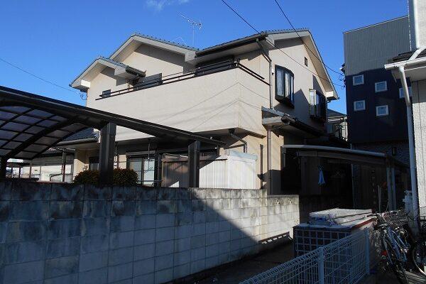埼玉県上尾市 E様邸 外壁塗装・付帯部塗装・コーキング工事 (7)