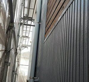 埼玉県さいたま市桜区 T様邸 外壁塗装 下地処理 高圧洗浄 (1)