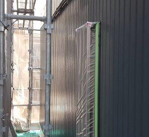 埼玉県さいたま市桜区 T様邸 外壁塗装 リフォームサミット専用塗料 RSシルバーマイルドSi (4)