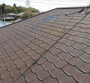 埼玉県さいたま市見沼区 F様邸 屋根塗装・外壁塗装 高圧洗浄 下地処理はなぜ必要なのか (3)