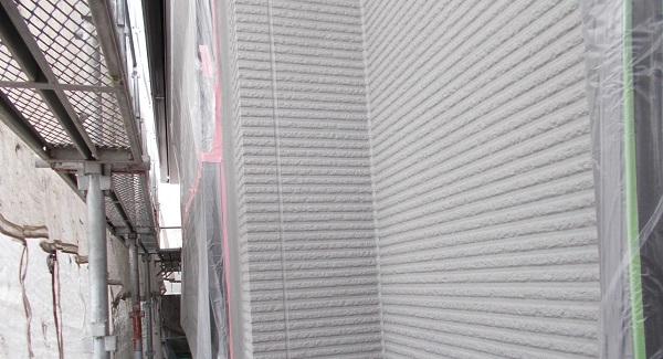 埼玉県上尾市 E様邸 外壁塗装・付帯部塗装・コーキング工事9 (1)