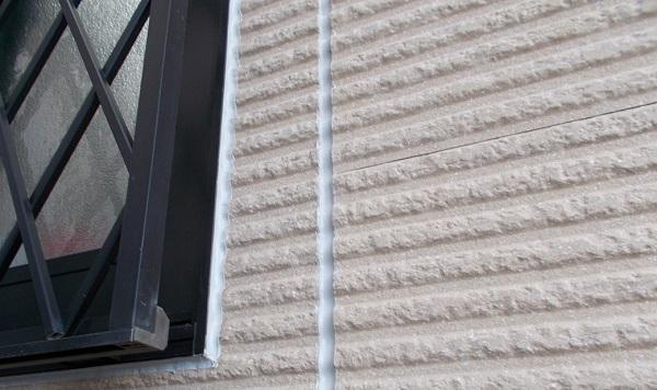 埼玉県上尾市 E様邸 外壁塗装・付帯部塗装 シーリング打ち替え工事 オートンイクシード (2)