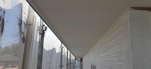 埼玉県さいたま市見沼区 F様邸 屋根塗装・外壁塗装 軒天塗装 日本ペイント ノキテンエース
