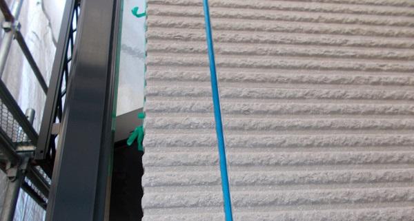 埼玉県上尾市 E様邸 外壁塗装・付帯部塗装・コーキング工事6 (1)