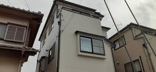 埼玉県さいたま市北区 N様邸 屋根塗装・外壁塗装・付帯部塗装5 (1)