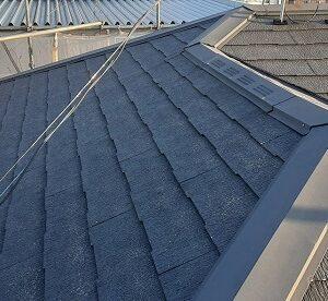 埼玉県さいたま市北区 N様邸 屋根塗装・外壁塗装・付帯部塗装 下地処理が重要な理由 高圧洗浄 (2)