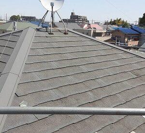 埼玉県さいたま市北区 N様邸 屋根塗装・外壁塗装・付帯部塗装 (2)