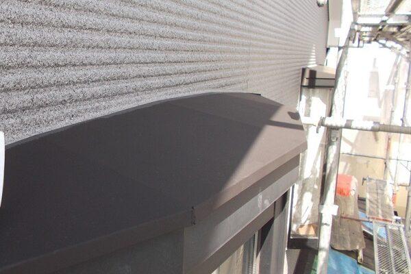 埼玉県上尾市 E様邸 外壁塗装・付帯部塗装・コーキング工事 (2)