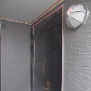 埼玉県さいたま市桜区 Y様邸 屋根塗装・外壁塗装・付帯部塗装 日本ペイント パーフェクトトップ ND-012 (8)