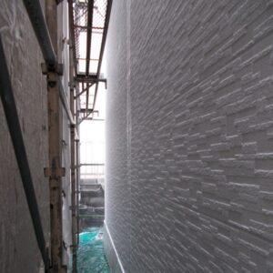 埼玉県さいたま市桜区 Y様邸 屋根塗装・外壁塗装・付帯部塗装 日本ペイント パーフェクトトップ ND-012 (11)