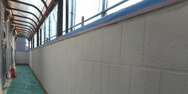 埼玉県さいたま市岩槻区 アパート 屋根塗装・外壁塗装・付帯部塗装 (26)