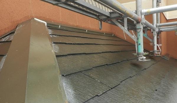 埼玉県さいたま市西区 T様邸 屋根塗装・外壁塗装・付帯部塗装 (15)