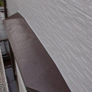 埼玉県さいたま市桜区 Y様邸 屋根塗装・外壁塗装・付帯部塗装 出窓屋根、換気カバー、 シャッターボックス、シャッター塗装 (7)
